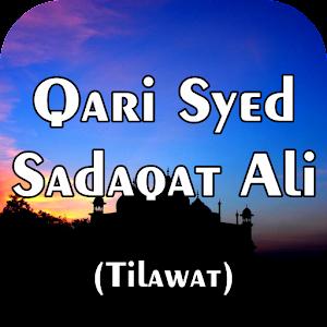 Qari Syed Sadaqat Ali Tilawat for PC