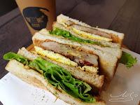 慶三號烤肉倉庫早午餐