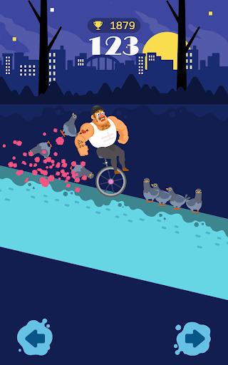 Unicycle Downhill screenshot 7