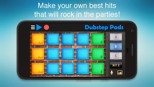 Dubstep Pads screenshot 2