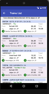 Indian Rail Train Info IRCTC Apk  Download For Android 4