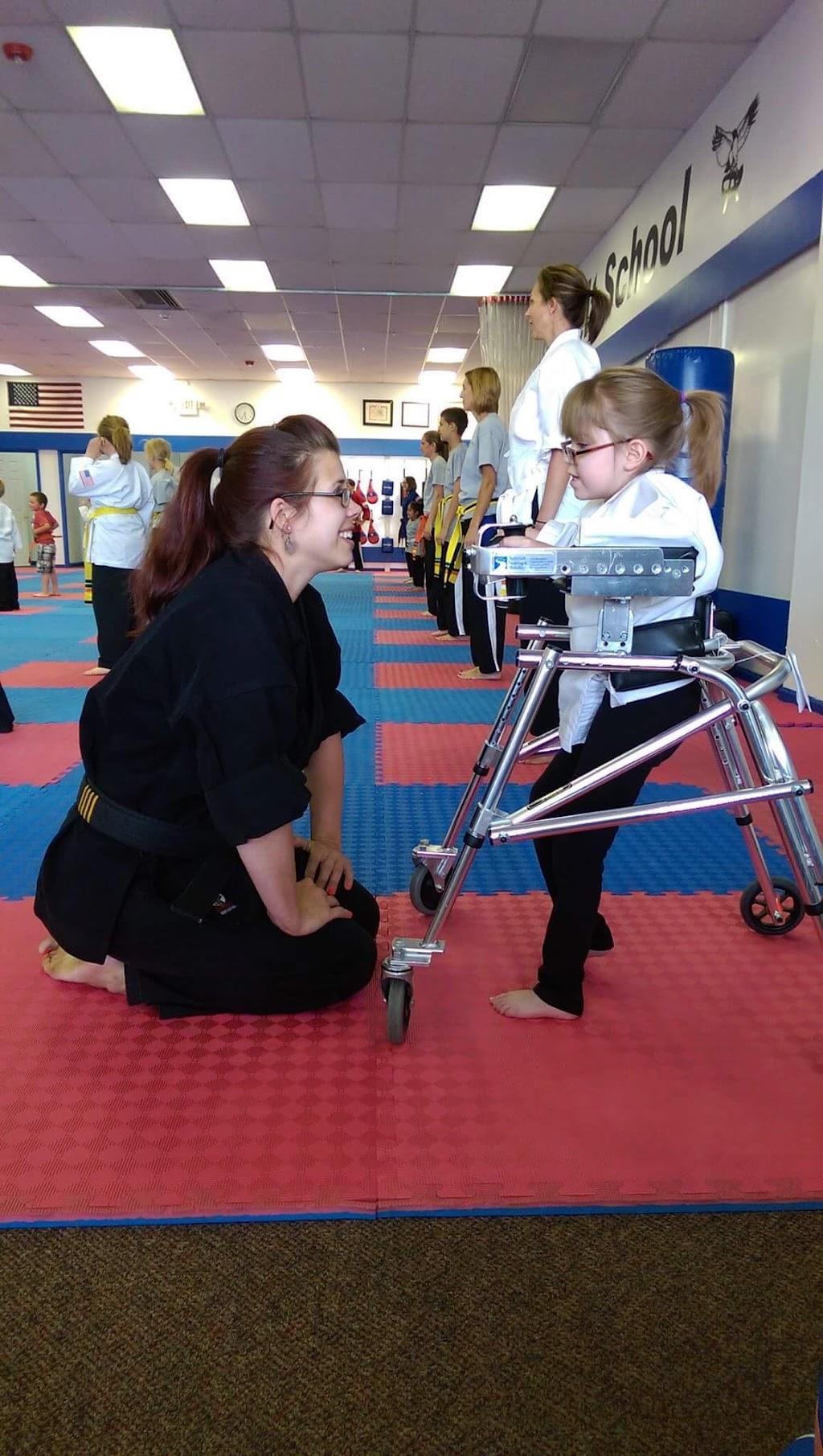Martial Arts Instructor Ruth Campagnia