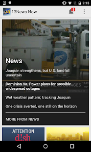 13News Now (WVEC)- screenshot thumbnail