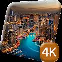 Dubai City of Gold 4K Live icon