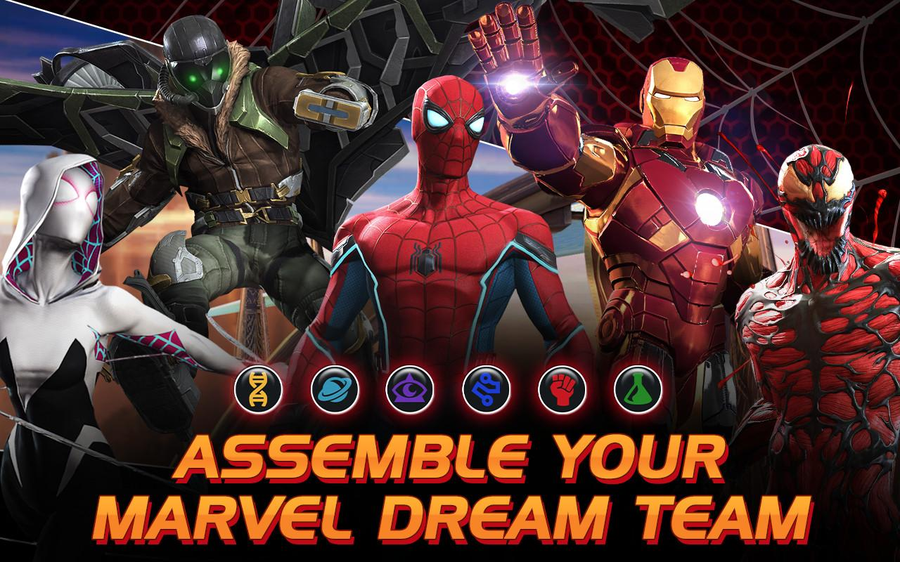 MARVEL Contest of Champions- screenshot