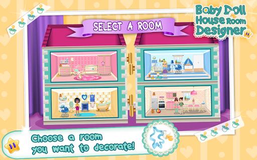 Foto do Casa de boneca decoração jogo