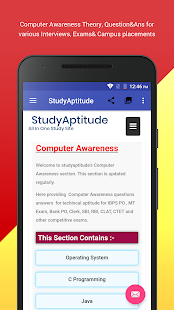 StudyAptitude - All In One Study App - náhled