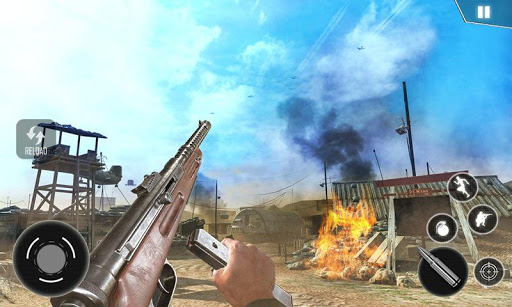 World War II Survival: FPS Shooting Game  screenshots EasyGameCheats.pro 1