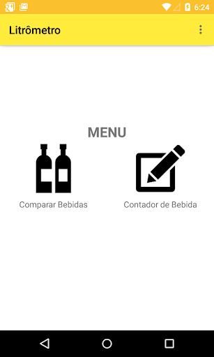 Litrômetro - Cerveja e Refri.