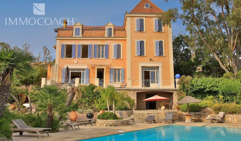 Hôtel particulier Carqueiranne
