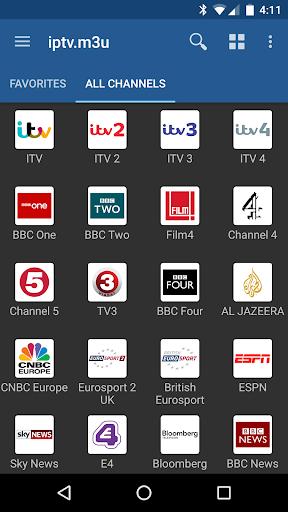 IPTV Pro  screenshots 1