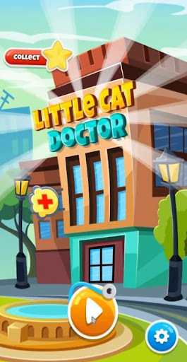 Little Cat Doctor Pet Vet Game modavailable screenshots 4