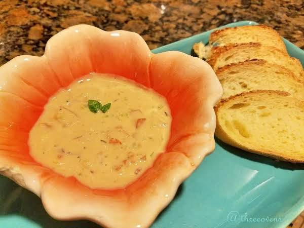 Sunflower Seed Dipping Sauce (yesuff Fitfit) Recipe