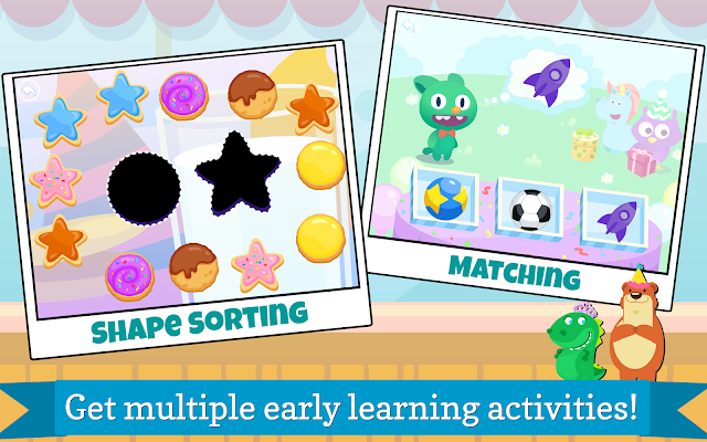 Pocket Worlds - Learning Game - screenshot