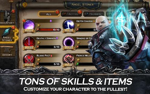 Angel Stone RPG imagem 5