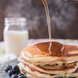 Pancakes With Baking Soda Recipes