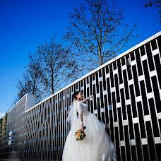 Wedding photographer Yana Asmolova (asmolova). Photo of 02.11.2018