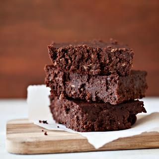 Chocolate Coconut Brownies (Vegan!)