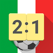 Live Scores for Serie A 2019/2020