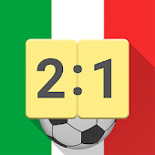 Live Scores for Serie A 2018/2019