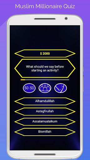 Muslim Millionaire - Islamic Quiz  {cheat hack gameplay apk mod resources generator} 4