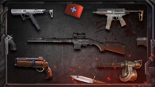 Télécharger gratuit DEAD SHOT: Zombie Shooter FPS 3D APK MOD 2