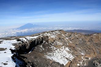 Photo: Summit view towards Mount Meru