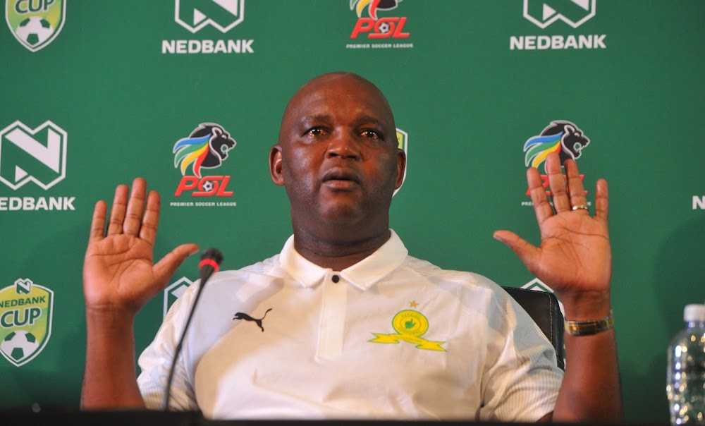 Pitso Mosimane apologises: 'Sorry about the ugly play' - SowetanLIVE