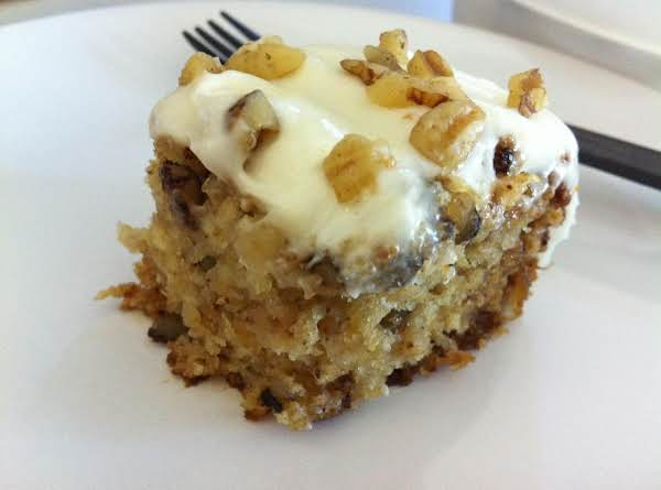 Pineapple Fruitcake Recipe
