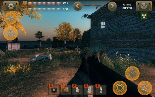 The Sun Evaluation: Post-apocalypse action shooter apkpoly screenshots 2