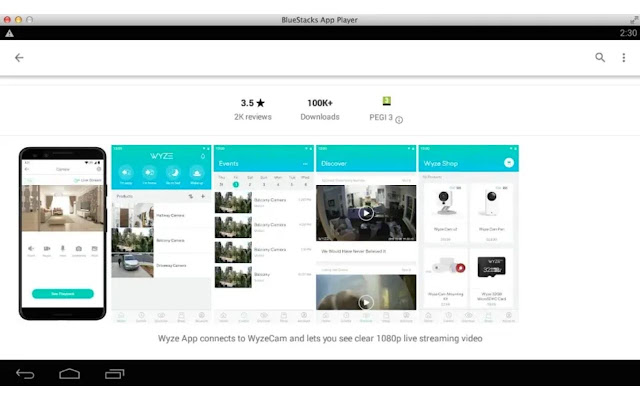 Download Wyze Cam App For PC Window 10