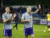 Le Sporting d'Anderlecht, Krasnodar... les confidences d'Uros Spajic