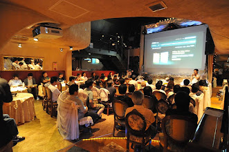 Photo: Apple User Group Meeting