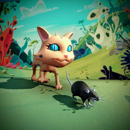 Mouse vs Cat (Chooha aur Billi)