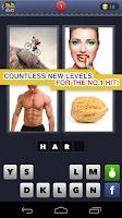 Screenshot of 4 Pics 1 Word