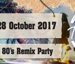 28 October #AtTheBeachPTA : 80's Remix Party : At The Beach