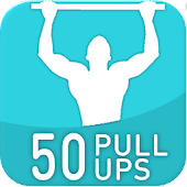 50 Pull ups - Personal workout trainer of pullups