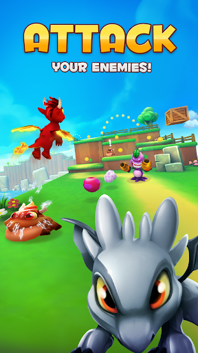 Dragon Land screenshot 2