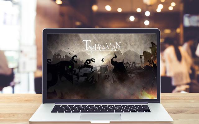 Typoman Mobile HD Wallpapers Game Theme