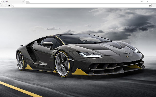 Lamborghini Cars Backgrounds New Tab