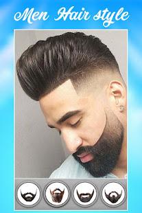 Man Hair Style Mustache Man Photo Editor Apps Bei Google Play