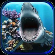 3D Shark Live Wallpaper