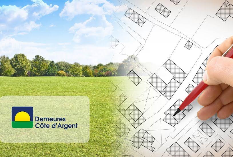 Vente Terrain à bâtir - 900m² à Le Teich (33470)