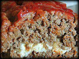 Stuffed Meat Loaf Recipe