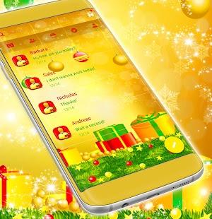 Christmas SMS Themes 2016 - náhled