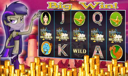 Genie Jackpot Slot Machine