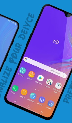 Download Samsung M20 Launcher Galaxy M20 30 Theme Apk Latest Version App By The Octopus For Android Devices