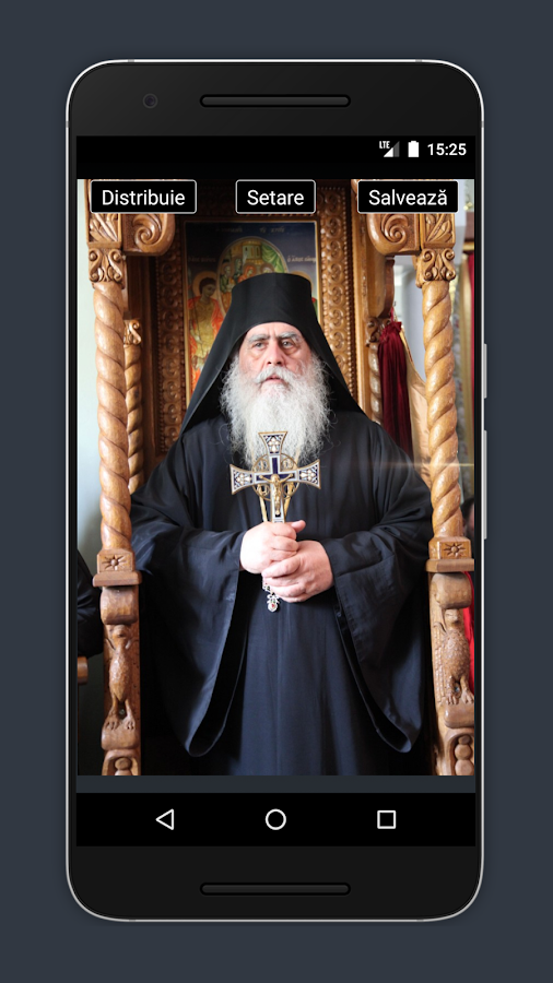 Orthodox Teachings- screenshot