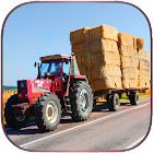 Animal & Hay Transport Tractor icon