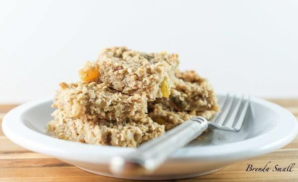 Mimi's Banana Breakfast Bars Recipe